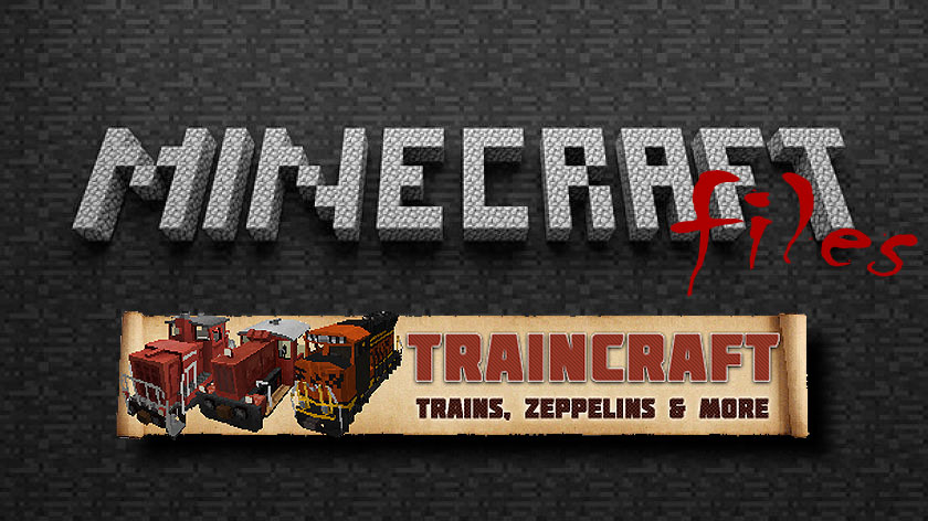 Traincraft - поезда и дирижабли