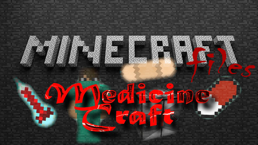 MedicineCraft - больница, врачи, лекарства