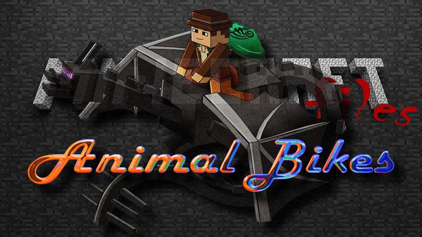 Animal Bikes - ездовые животные