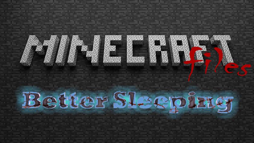 Better Sleeping - здоровый сон