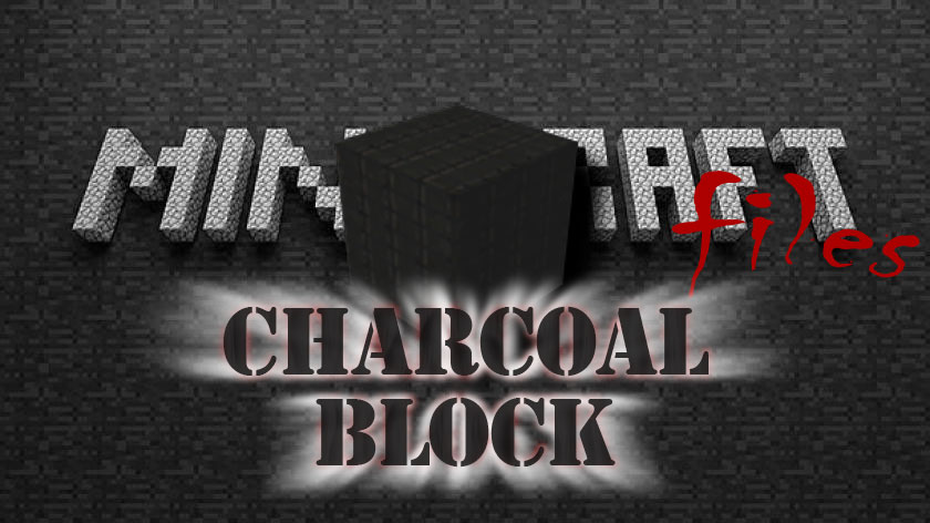 Charcoal Block - древесный уголь