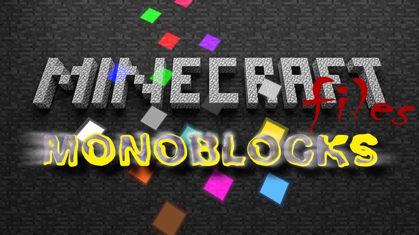 Monoblocks - знаки и таблички