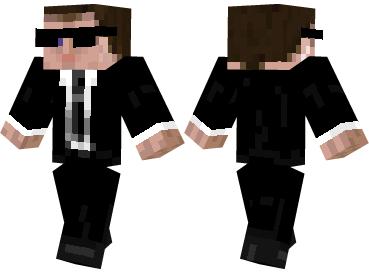 Agent-Smith-Skin