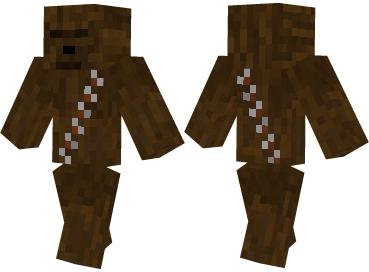 Скин Chewbacca