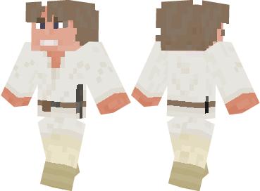 Скин Luke Skywalker