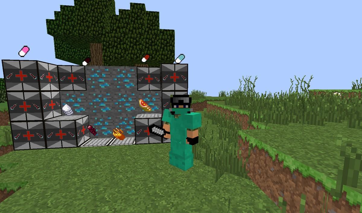 download minecraft мод на майнкрафт 1.8.9 фордж #8