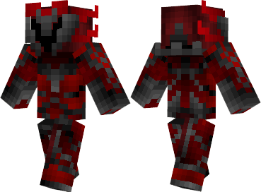 Скин Red Armour