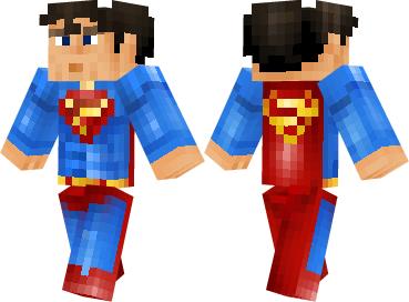Скин Superman