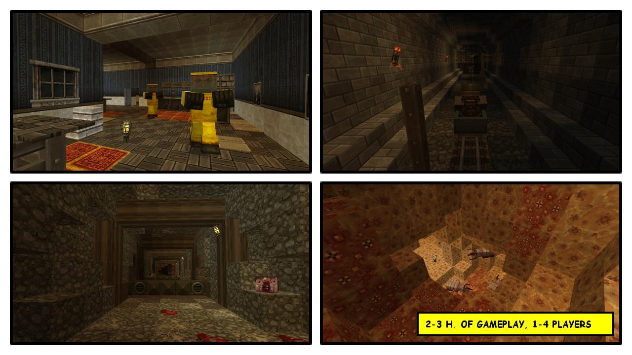 карта мерто для майнкрафт 1 8 #6