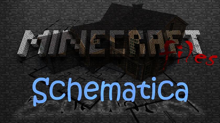 Schematica - схемы построек