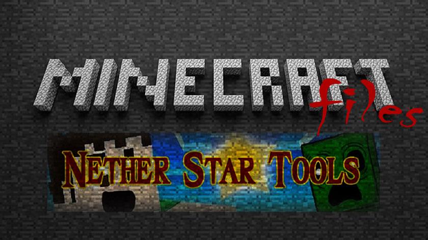 Nether Star Tools - инструменты из адской звезды