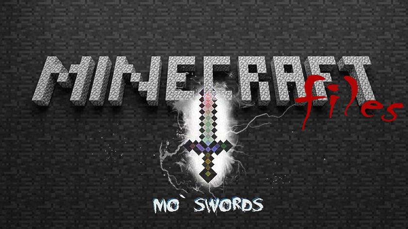 MoSwords - мод на мечи