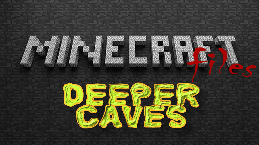 Deeper Caves - глубокие пещеры