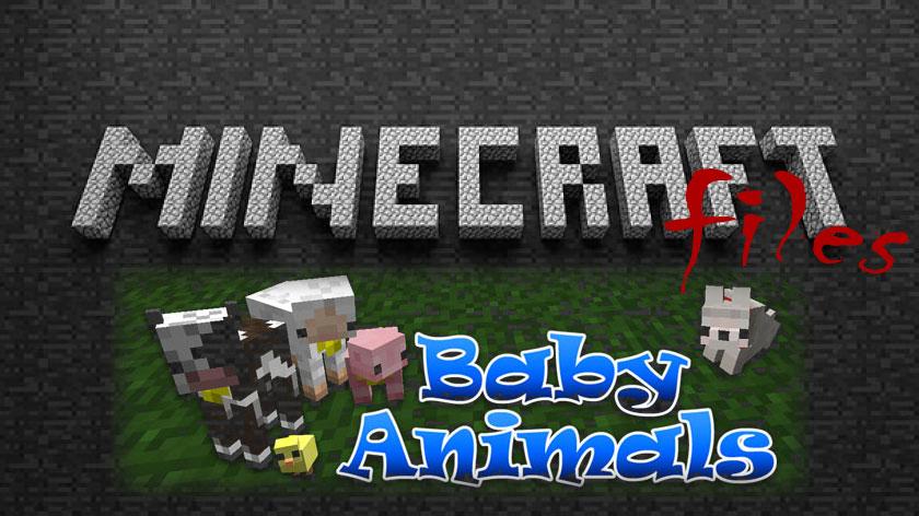 Baby Animals - детеныши животных