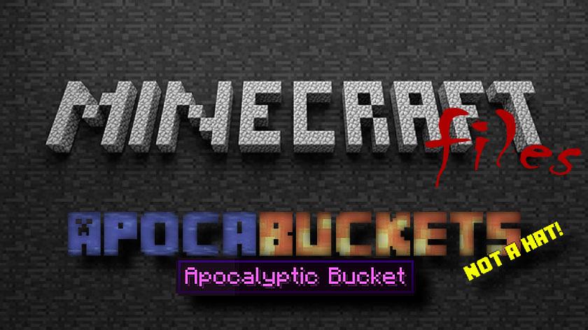 ApocaBuckets - цунами и черная дыра