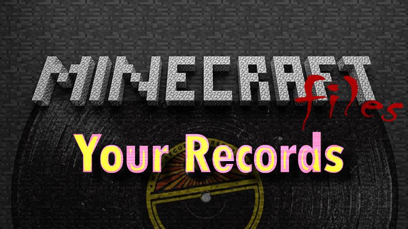 Your Records - ваша музыка