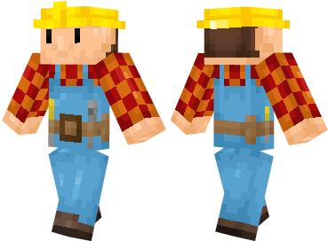 Скин Bob the Builder