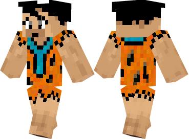 Fred-Flintstone-Skin