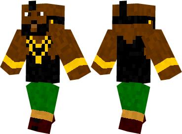Mr.T-Skin