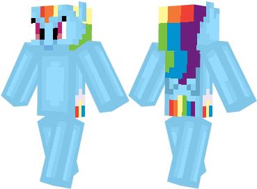 Rainbow-Dash-Skin