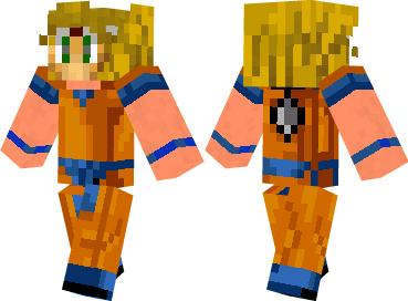 Son-Goku-Skin