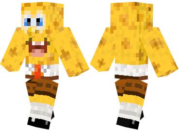 Скин Spongebob