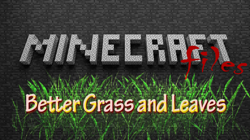Better Grass and Leaves - трава и листья
