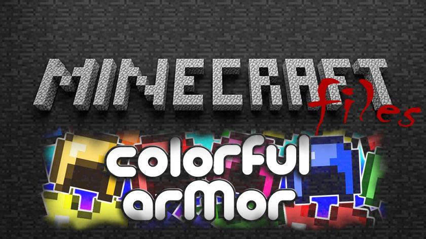 Colorful Armor - цветная броня