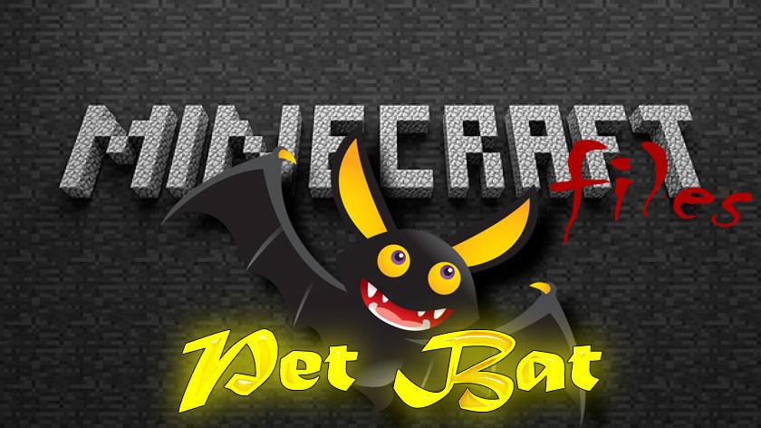 Pet Bat - летучая мышь