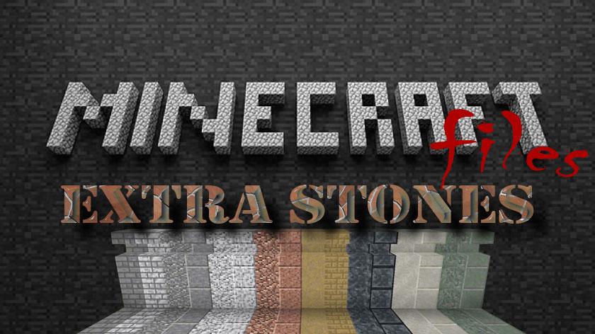 Extra Stones - новые камни