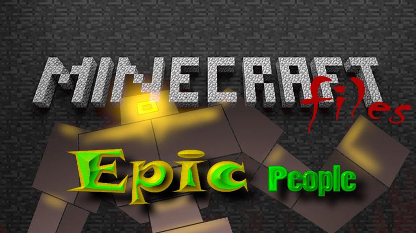 Epic People - мод на людей