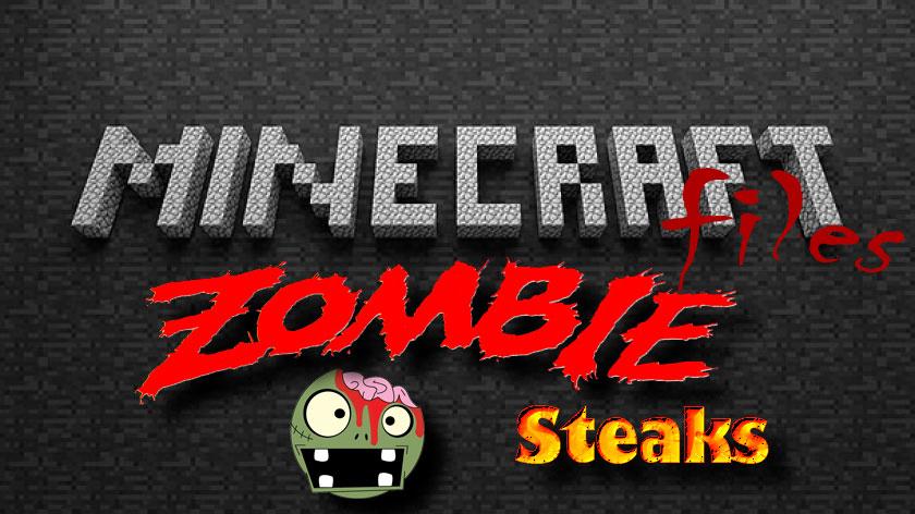 Zombie Steaks - жареные зомби