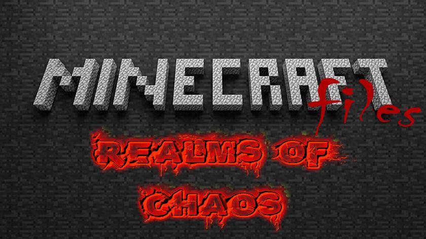 Realms of Chaos - приключения и хаос