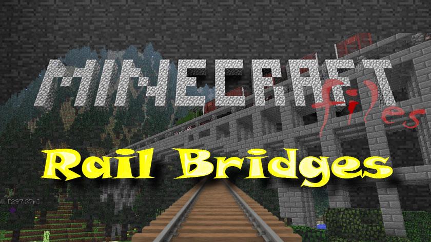 Rail Bridges - мосты для вагонеток