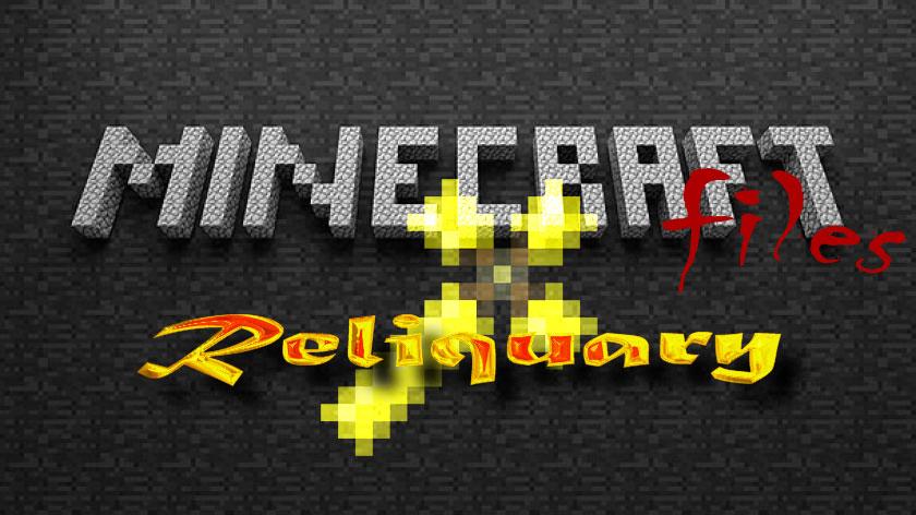 Reliquary - магические вещи из ковчега
