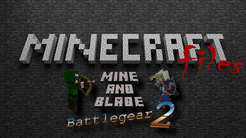 Mine and Blade Battlegear 2 - мод на две руки и оружие