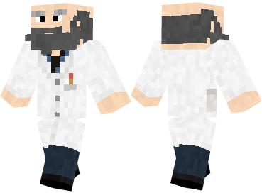 Scientist-Skin