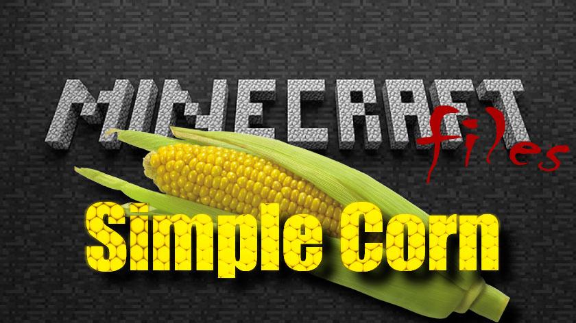 Simple Corn - просто кукуруза