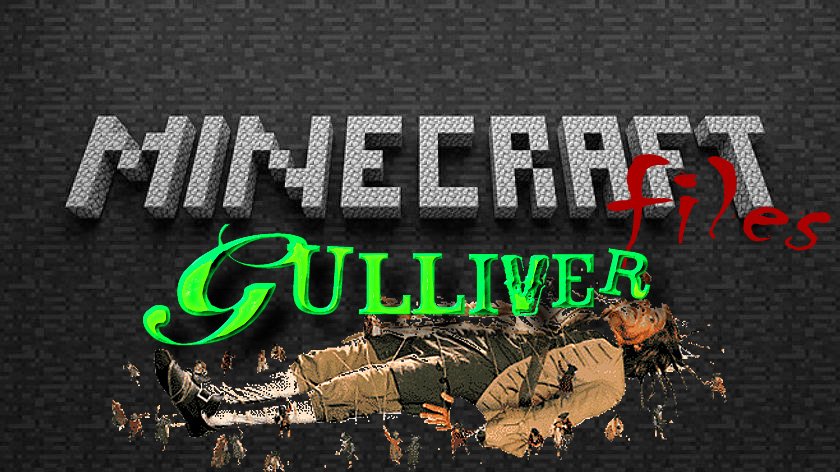 Gulliver - мод на уменьшение и увеличение себя