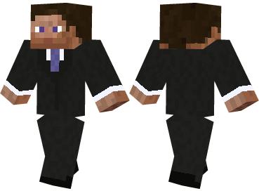 Скин Business Suit