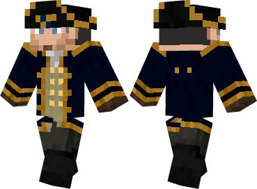 Скин Navy Captain