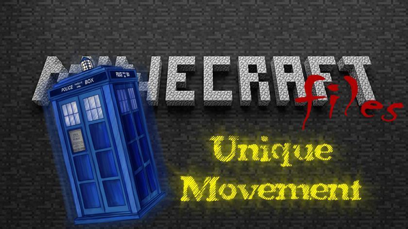 Unique Movement - уникальный транспорт