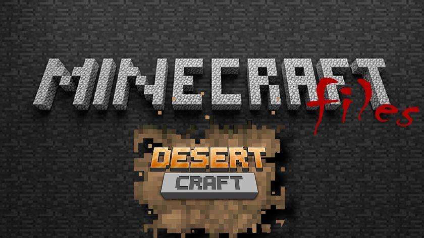 DesertCraft - мод на пустыню