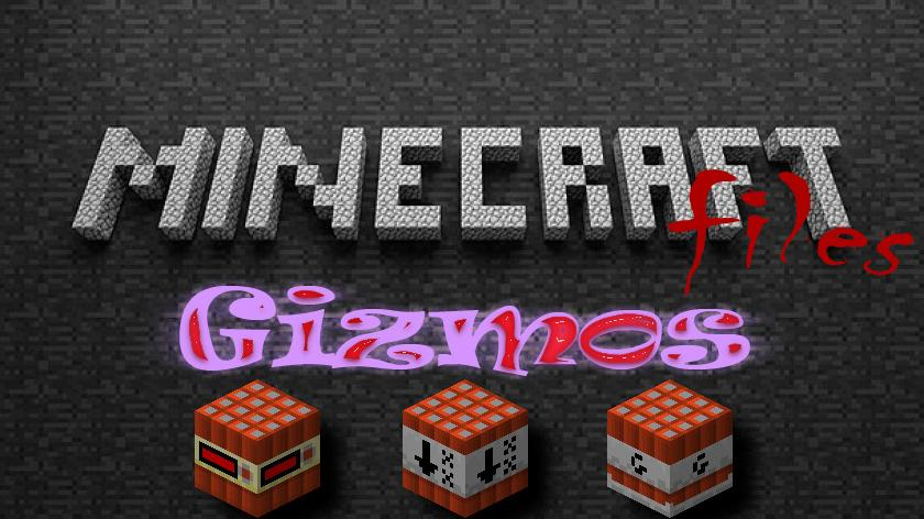 Gizmos - мод на динамит и бомбы
