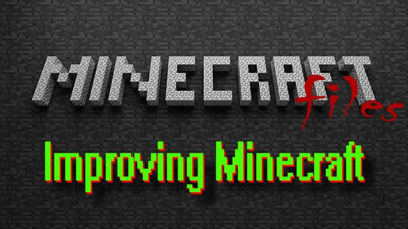 Improving Minecraft - мод на улучшение Майнкрафт