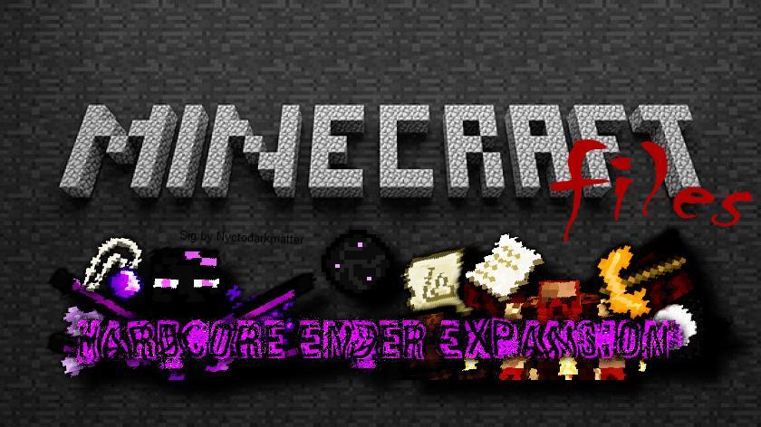 Hardcore Ender Expansion - новое измерение