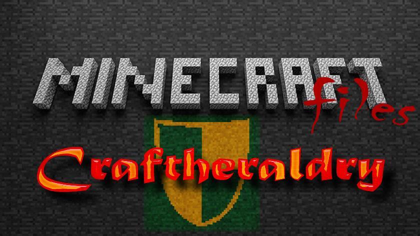 Craftheraldry - мод на флаги и баннеры