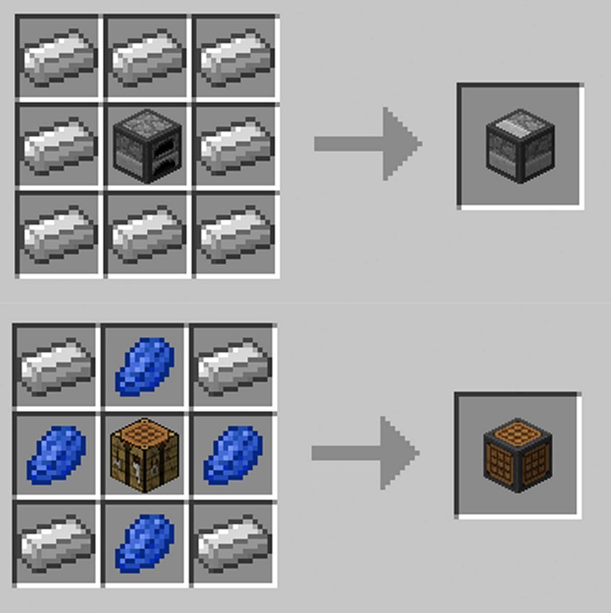 как делается щит в майнкрафте 1.9 #6