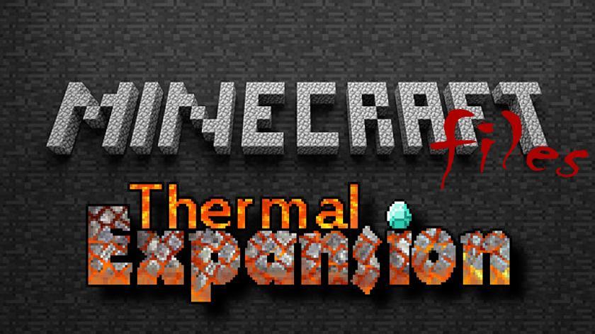 Thermal Expansion - мод на механизмы