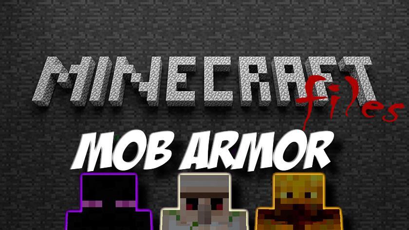 Mob Armor - броня мобов